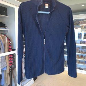Lucy lightweight zip jacket